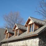 Réfection toiture en bac acier